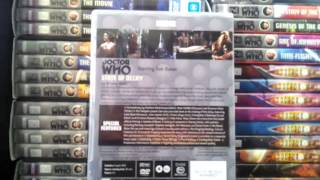 Doctor who dvd review 15:E-space trilogy