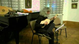 Nicolae Szekely, guiterne - Adrian Le Roy, Neufieme branle & Branle de champagne