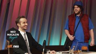 Der Beefträger bringt den Beef der Woche | NEO MAGAZIN ROYALE mit Jan Böhmermann - ZDFneo thumbnail