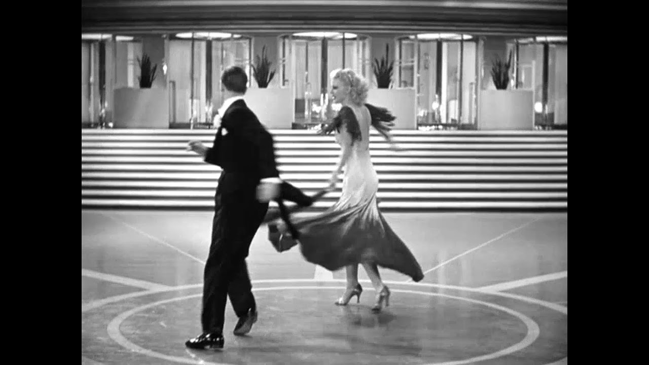 Fred Astaire And Ginger Rogers In Gay Divorcee Youtube
