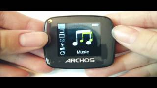 Archos Vision 14 FEATURES REVIEW! iPod Nano Competitor