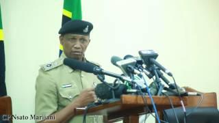 Taarifa ya Polisi kuhusu mikutano ya siasa nchini
