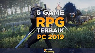 5 Game RPG Offline Terbaik di PC 2019