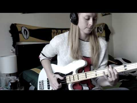Forget Me Nots (Men In Black) - Patrice Rushen [Bass Cover]