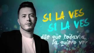 Mauricio Rivera - Si La Ves feat. Xantos - Video lyric Oficial - Música Nueva 2016 @RiveraMao