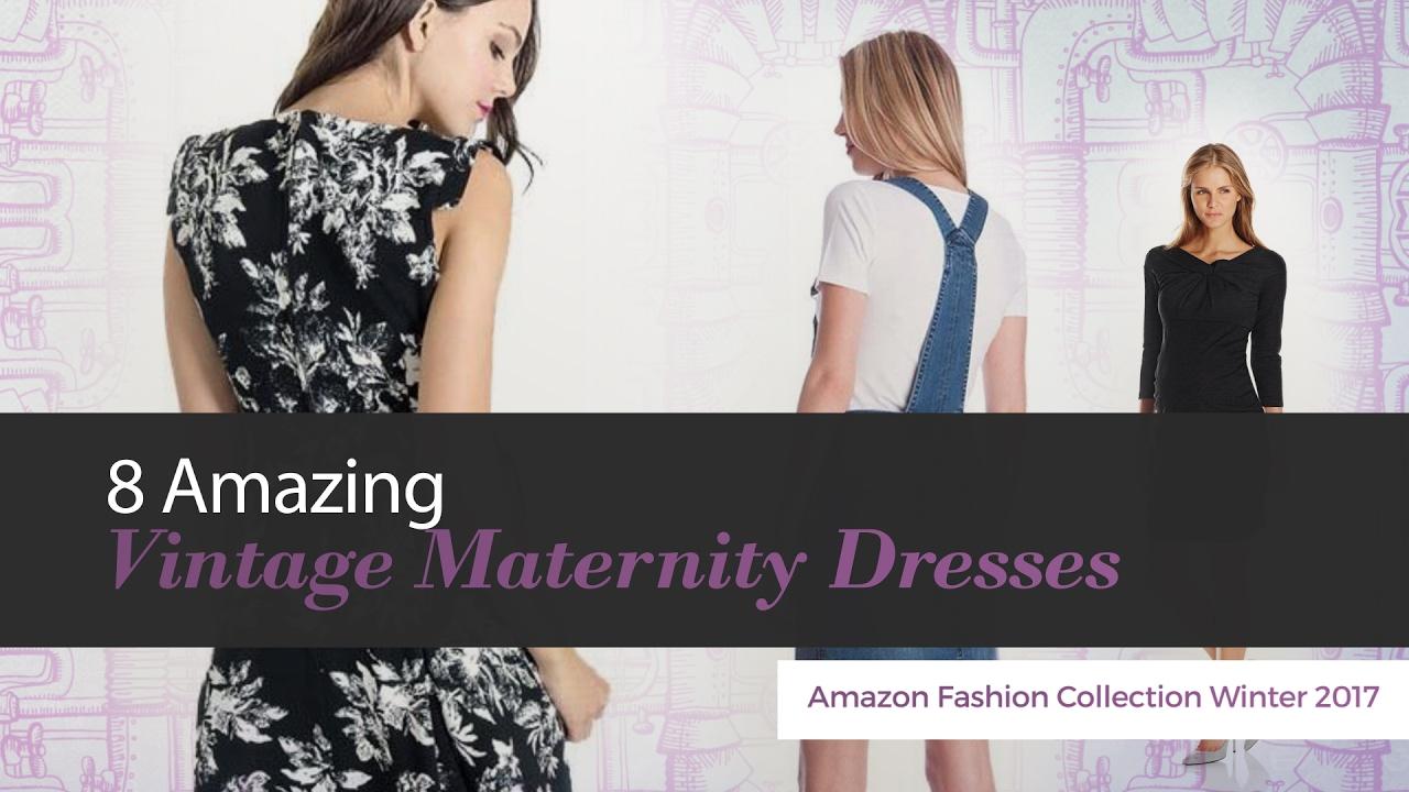 8 amazing vintage maternity dresses amazon fashion collection 8 amazing vintage maternity dresses amazon fashion collection winter 2017 ombrellifo Images