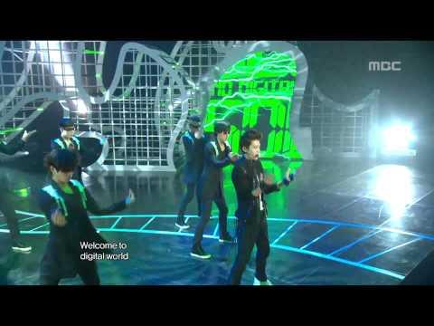 SE7EN - Digital Bounce, 세븐 - 디지털 바운스, Music Core 20100828