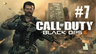 Call of Duty Black Ops 2 Gameplay Walkthrough - Part 7 [CAMPAIGN] FALLEN ANGEL (Let's Play)