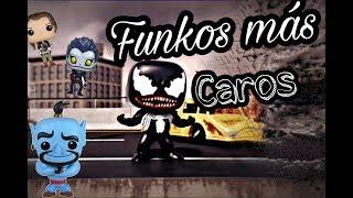 Los FUNKOS POP mas caros del mundo || TOP MUNDO T&D||