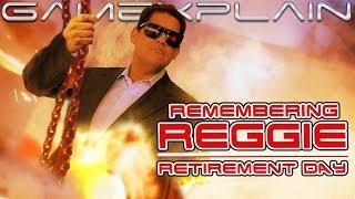 Remembering Reggie - Our Thoughts on Reggie Fils-Aimé's Retirement & NOA's Future