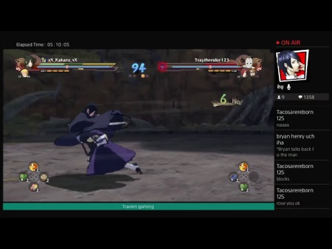 Travien Gaming: Live road to 720 training how to use fuu