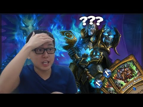 Amaz Doesn't Know How to Play OTK Paladin