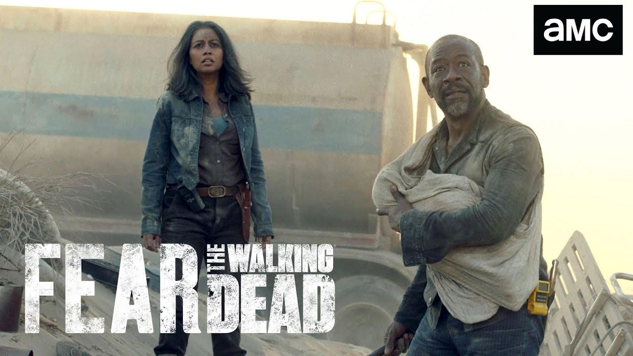 (SPOILERS) 'How The Group Handles The End' Season Finale BTS   Fear the Walking Dead