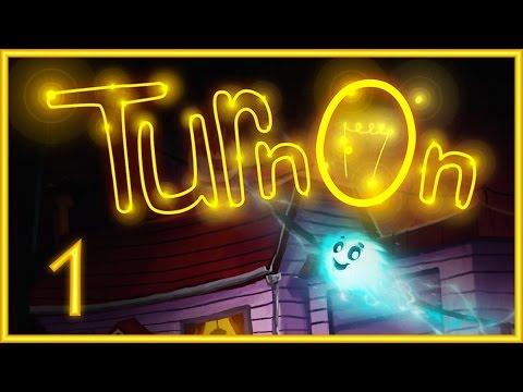 TurnOn - Прохождение игры на русском [#1]