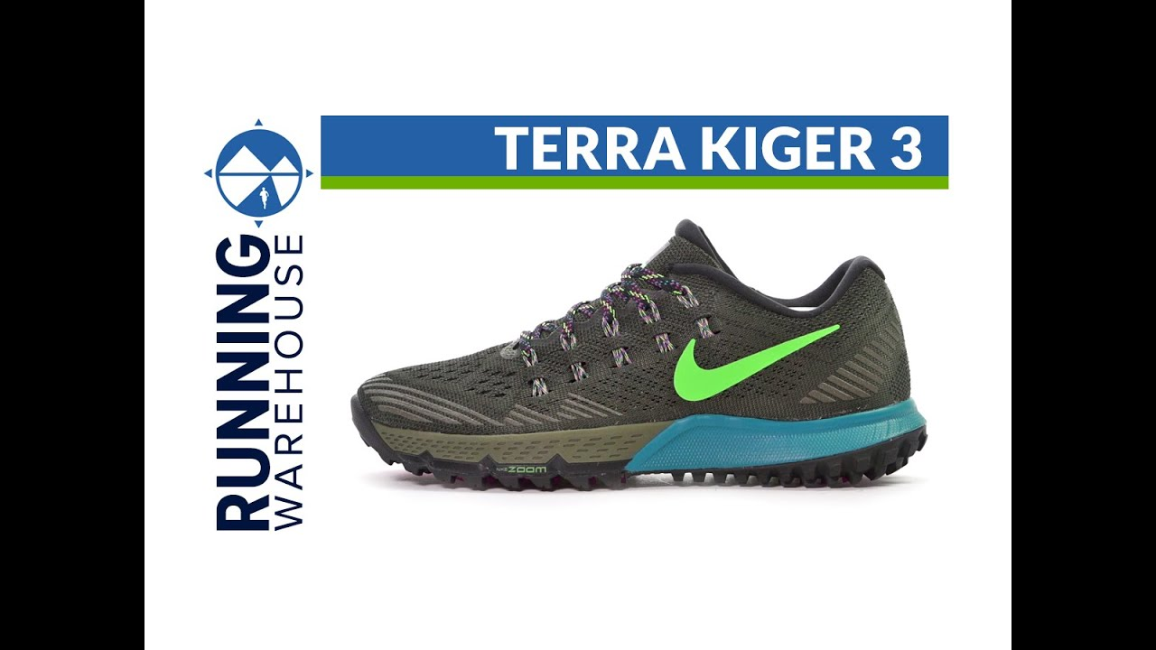 dd4afe5161f3 Nike Terra Kiger 3 for women - YouTube