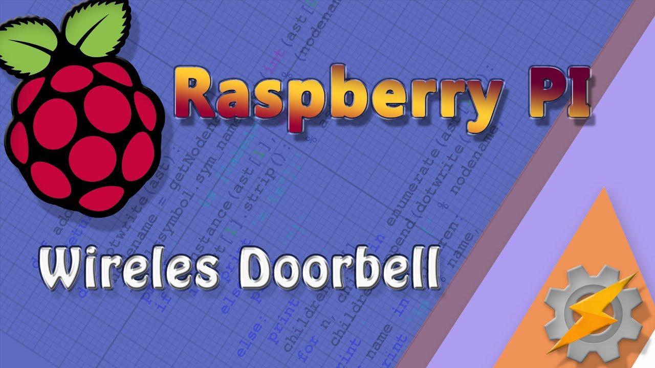Wireless Doorbell Instructable Youtube