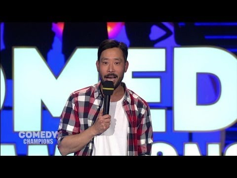Ill-Young Kim beim Stamm-Chinesen - Comedy Champions