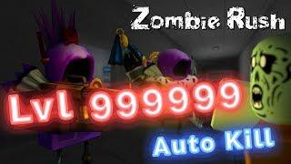 [WORKING]🔥ROBLOX HACK SCRIPT🔥 | Zombie Rush | 😱 Auto Kill, Gamepass, inf Lvl 😱 [FREE]