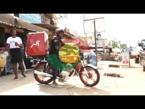 COURIER SERVICE POPULAR IN GHANA