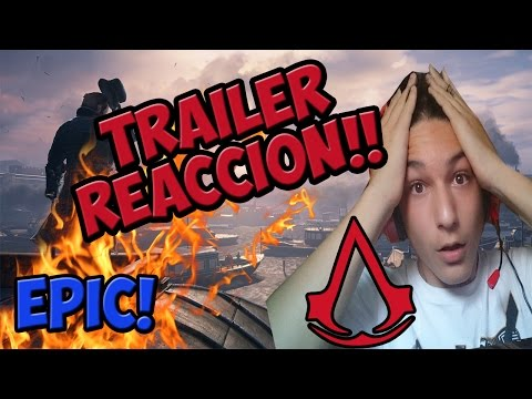 TRAILER REACCION ASSASSIN´S CREED SYNDICATE