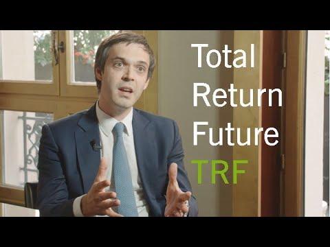 Antoine Porcheret, BNP Paribas, discusses the Total Return Future (TRF)