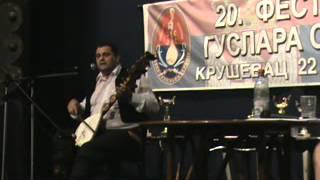 Guslar Goran Grba-Mojkovačka bitka