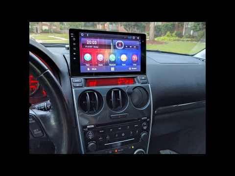 Mazdaspeed 6 Mazda 6 Android Head Unit Unboxing