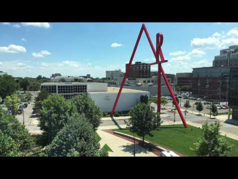 Columbus College of Art and Design - A Tour