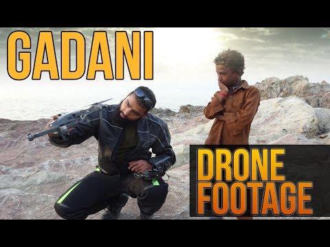 Gadani Beach Balochistan Drone footage Using DJI Mavic Pro