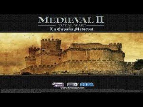 campaña-castilla.-la-españa-medieval.-#1-la-reconquista-(mod-medieval-2-kingdoms-total-war)
