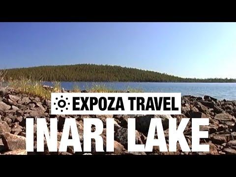 Inari Lake (Finland) Vacation Travel Video Guide