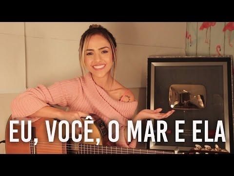 Eu, Você, o Mar e Ela - Luan Santana (Gabi Luthai cover)