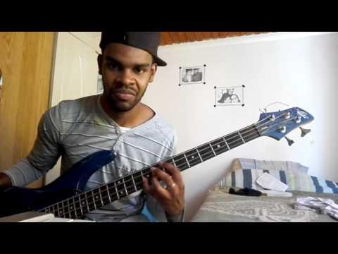 Spirit Of Praise 6 feat. Dumi Mkokstad - Ungenzela Konk'okuhle (bass cover)