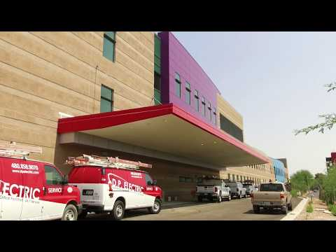 Phoenix Children's Hospital Emergency Department & Trauma Center Grand Opening