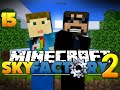 Minecraft SkyFactory 2 - FLYING DRAGONS!! [15]