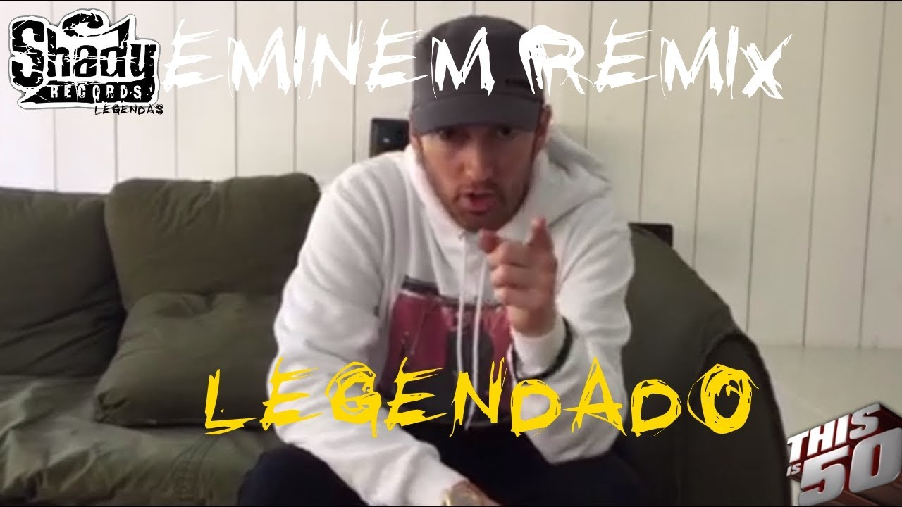 50 Cent: Places to Go Feat Eminem (Legendado) Lyrics HD