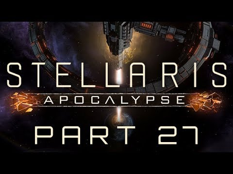 Stellaris: Apocalypse - Part 27 - The Side of the Angels