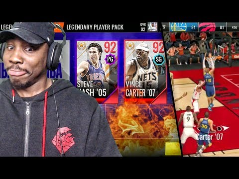 NEW ULTIMATE LEGEND ELITES & LEGENDARY PACK OPENING! NBA Live Mobile 18 Ep. 32