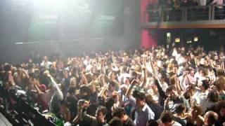 Freemasons Live @ club Colosseum Skopje 24 04 09 new order blue monday