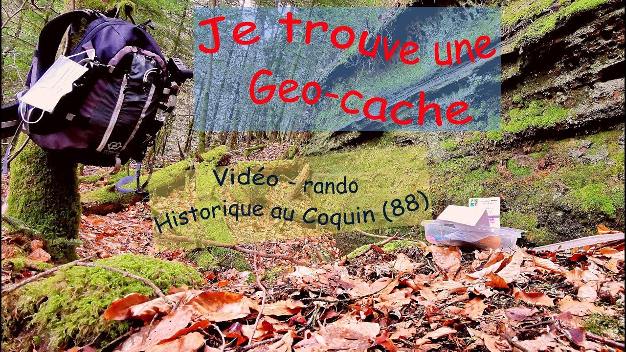 Tête du Coquin (Vosges) - Sur les traces de 14-18