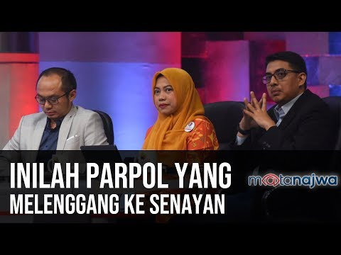 Suara Penentu: Inilah Parpol Yang Melenggang Ke Senayan (Part 6) | Mata Najwa