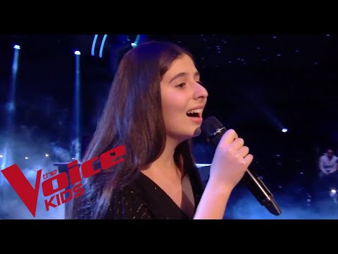 Charles Aznavour - La bohème  | Ermonia | The Voice Kids France 2018 | Finale