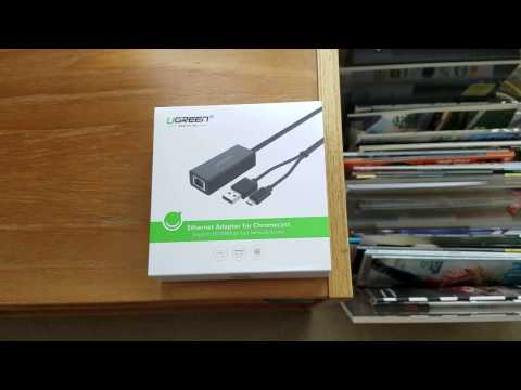 Ethernet adapter for Amazon Firestick 2nd Gen