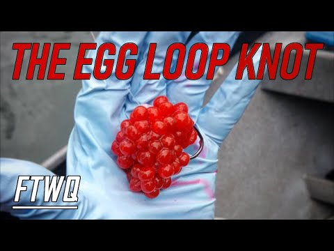 Fishing Knots: Egg Loop Knot - Best Knot For Bait!