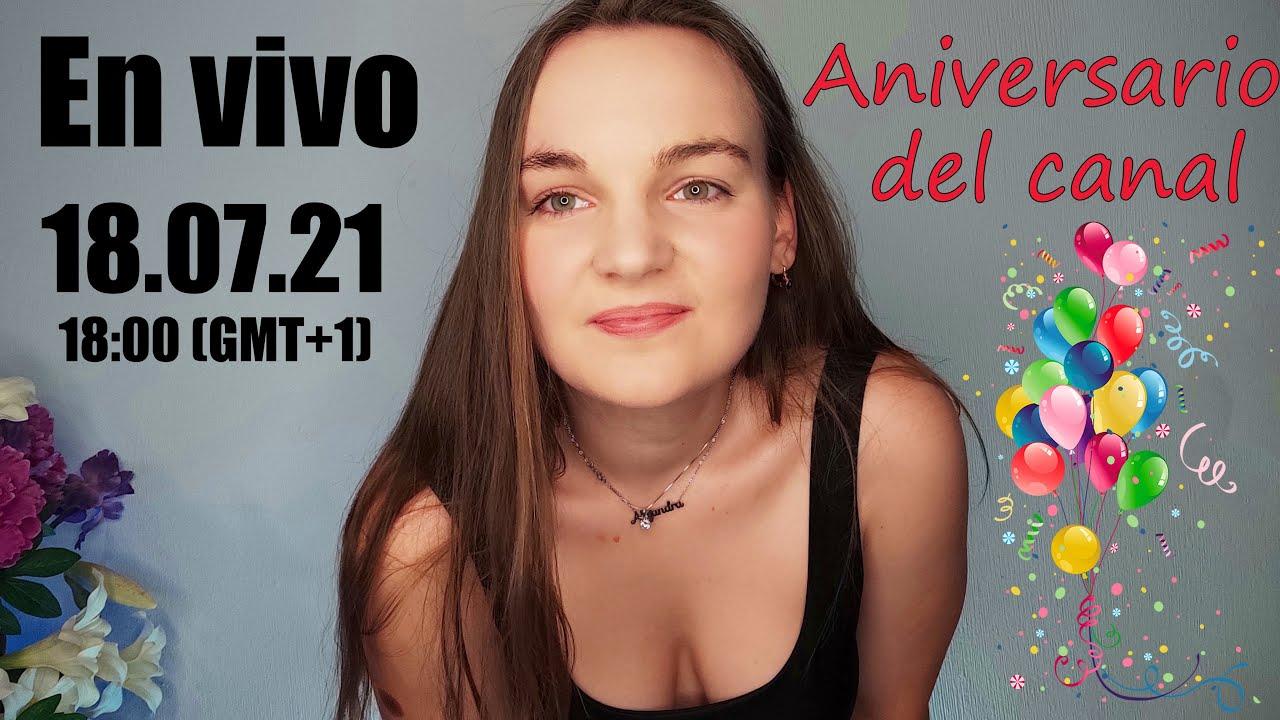 Directo Por El Aniversario Del Canal (5 años 🎉)