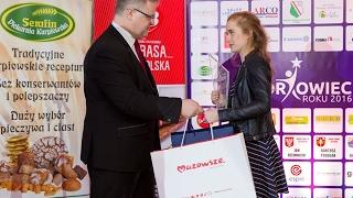 Sportowiec Roku 2016 w Regionie: Dominika Pyskło (miejsce 3)
