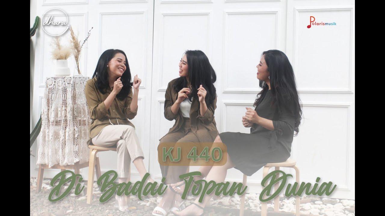 Download Lagu Rohani Di Badai Topan Dunia - Dhara (Official Music Video)