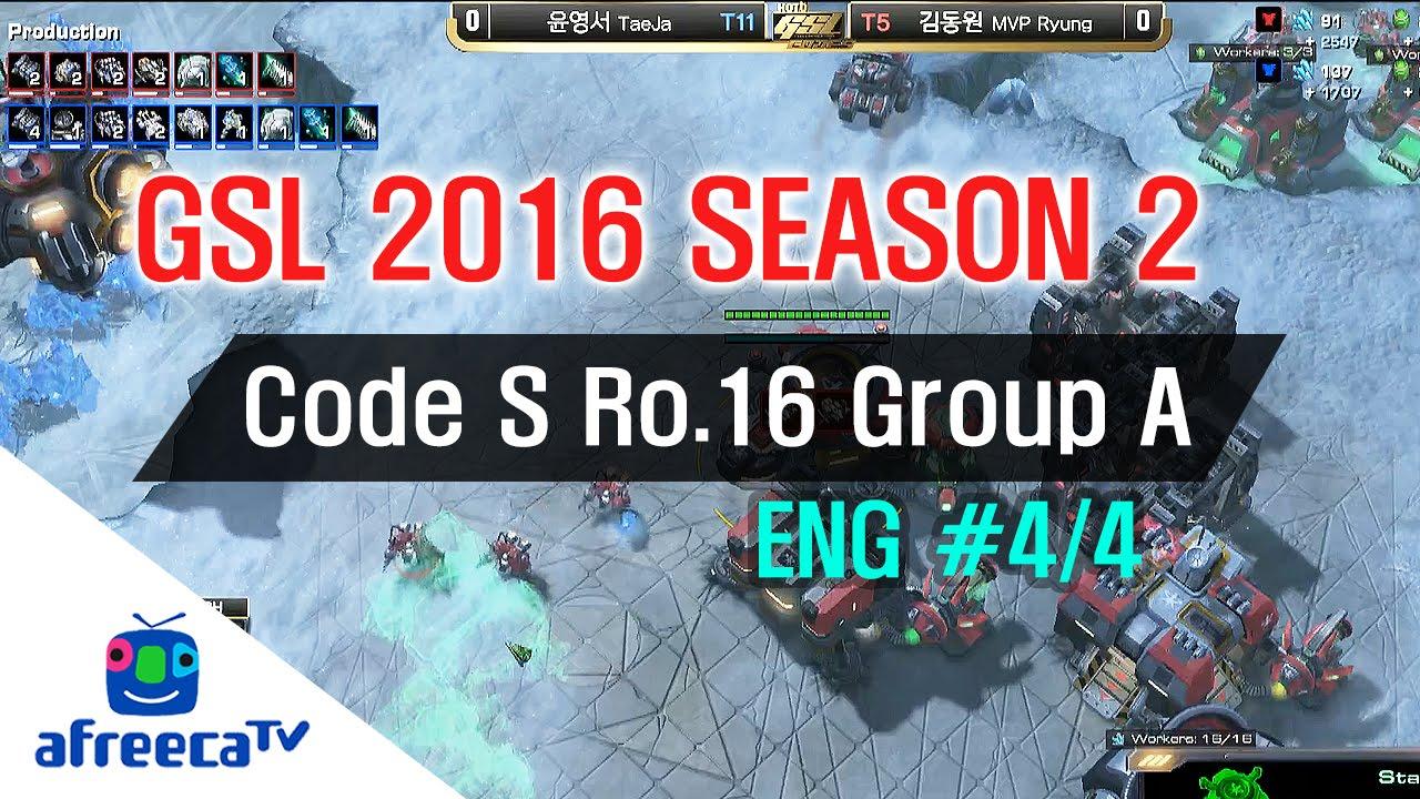 Gsl 2021 Season 2