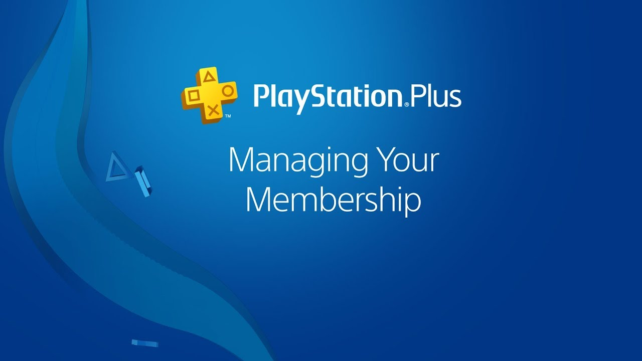 How do I manage my PlayStation Plus membership?