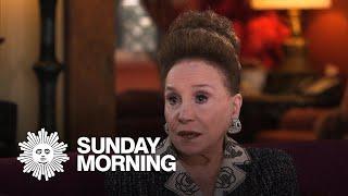 Gossip queen Cindy Adams
